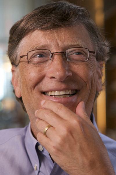 Bill Gates - Ceo Today Top 50