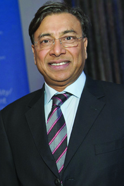 Lakshmi Mittal - CEO Today Top 50