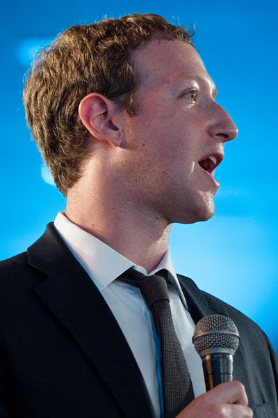 Mark Zuckerberg CEO Today Top 50