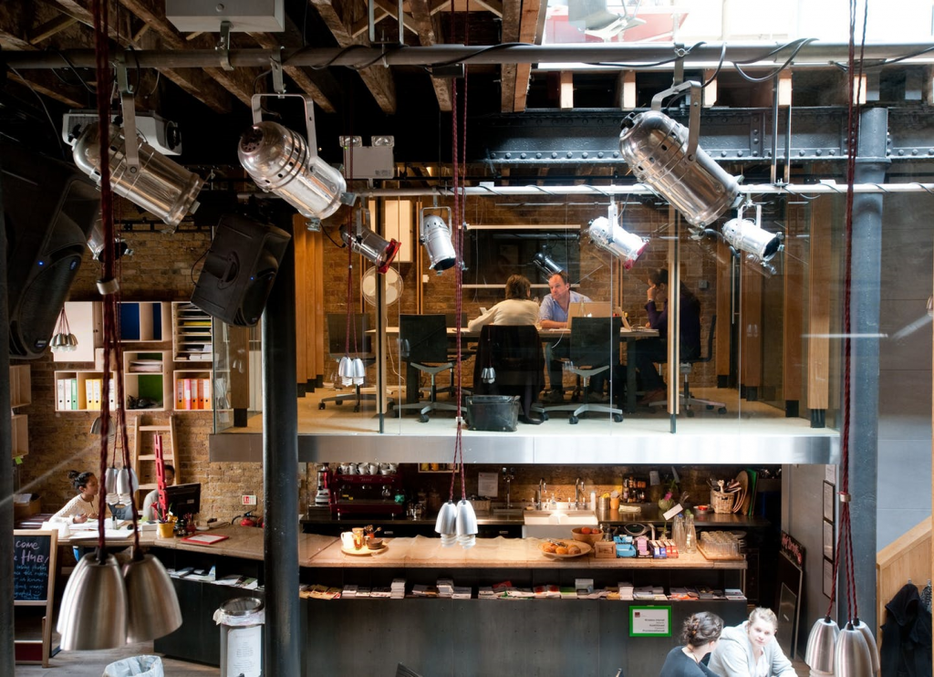 The 5 Best Places for a Business Meeting in London