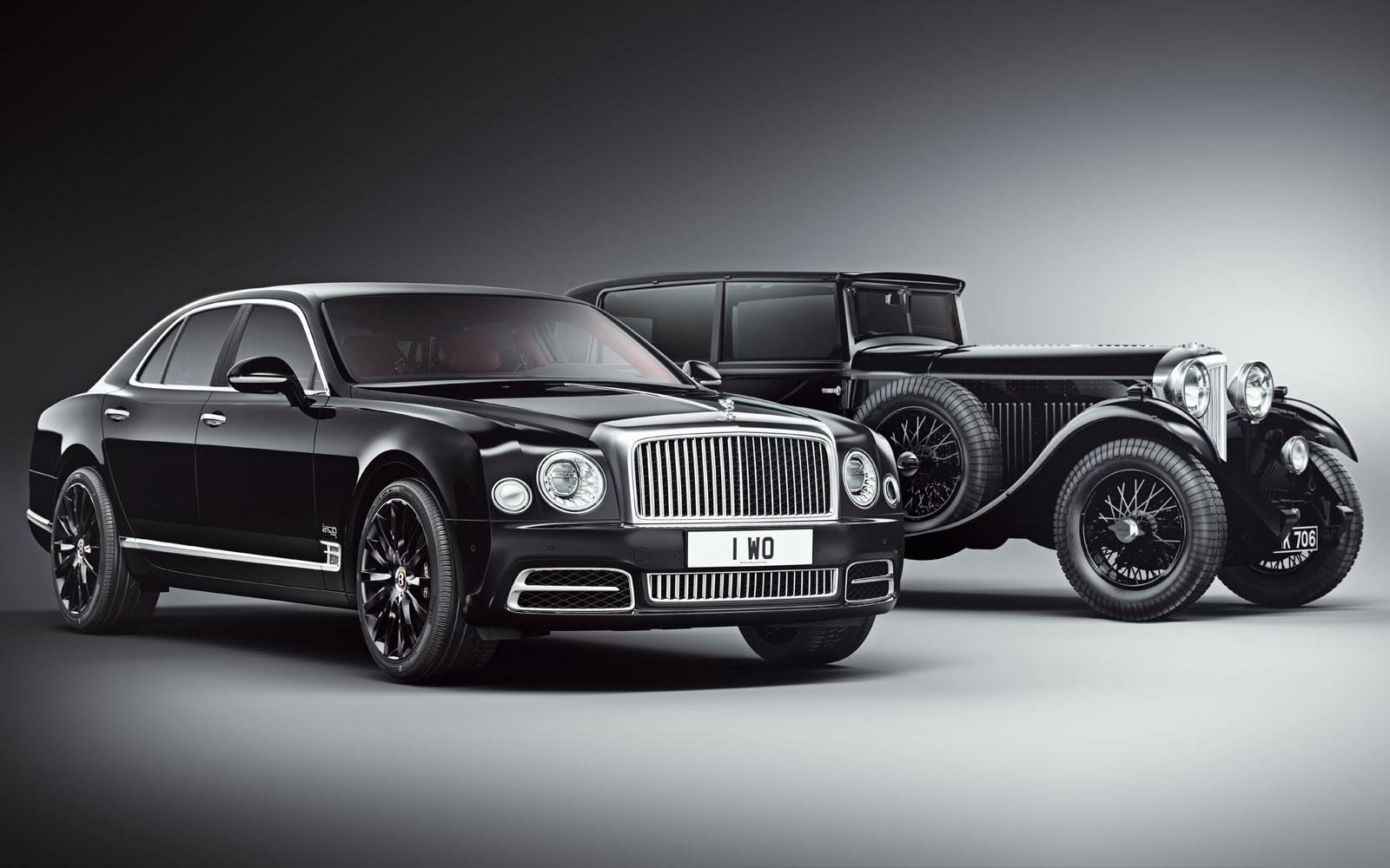 Bentley Celebrates 100 Years
