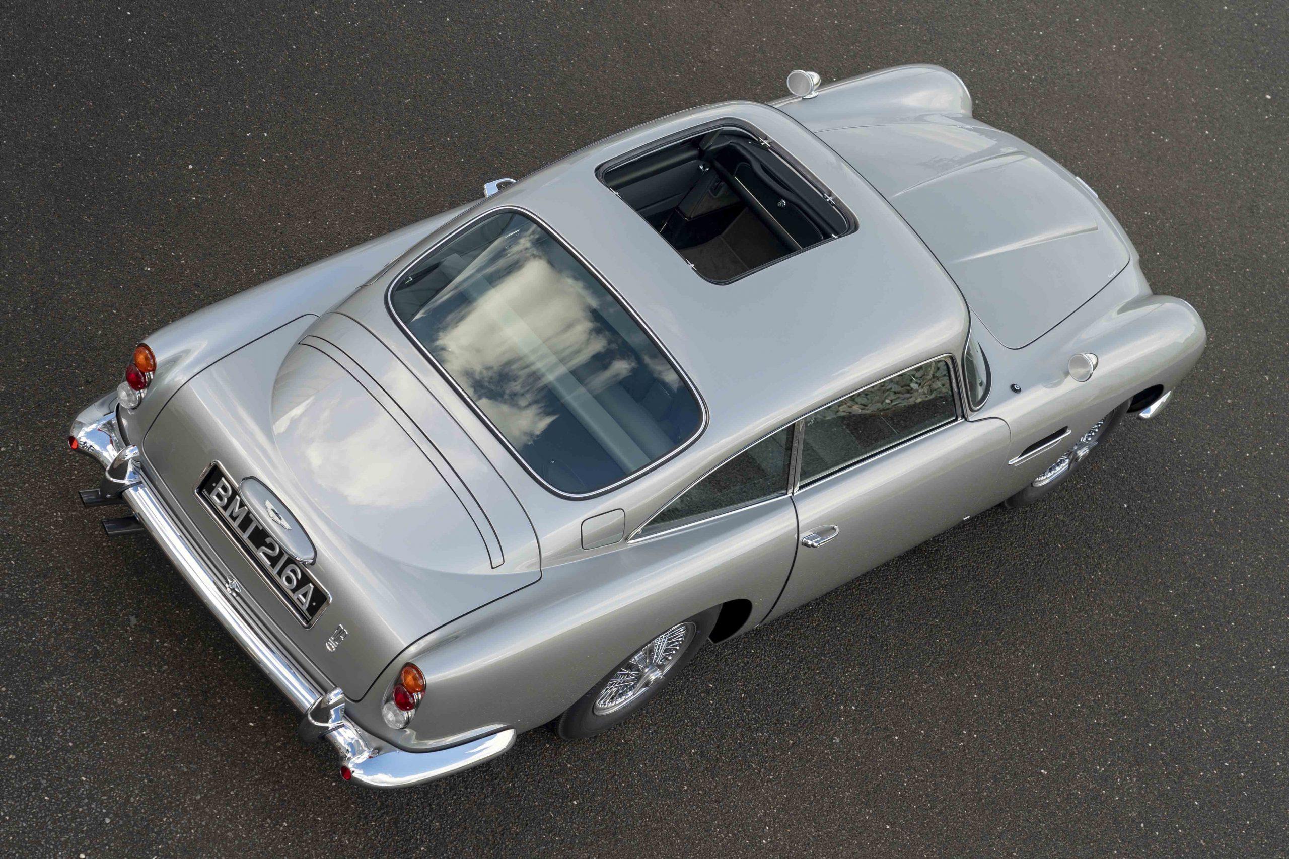 3 3 Million Aston Martin Goldfinger Db5 Limited Edition