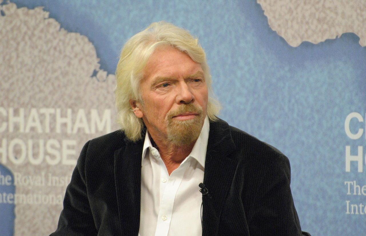 Richard Branson Forms CEO Campaign Against the Death Penalty
