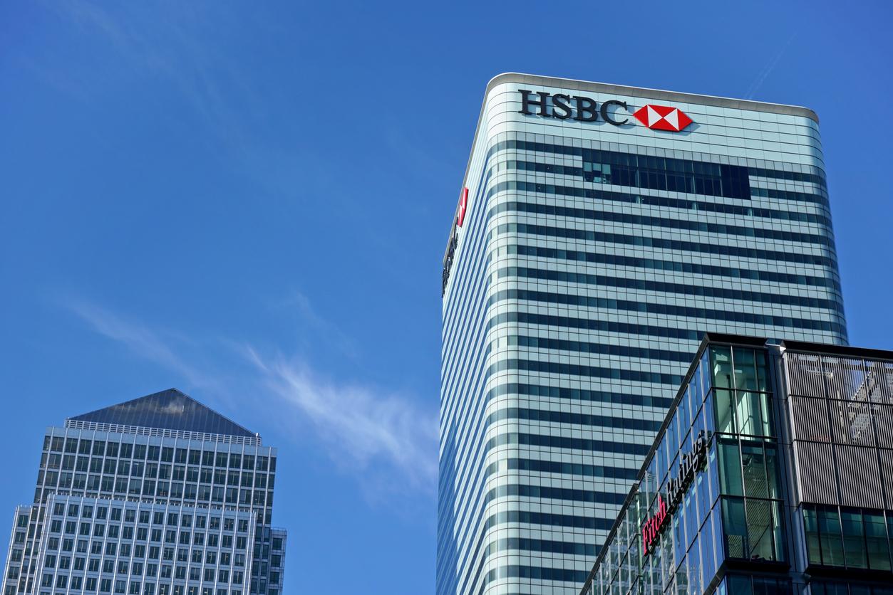 HSBC Scraps Executive Floor: Senior Staff to Hot-Desk